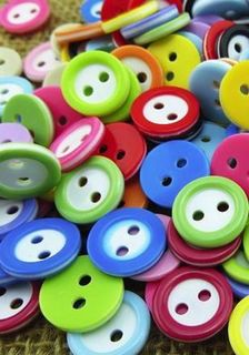 11mm Button Pack Of 6