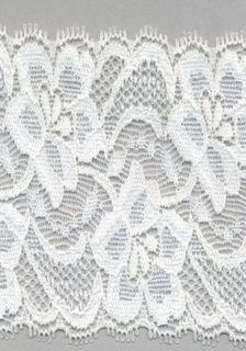 2 Meters Stretch Lace 6cm wide